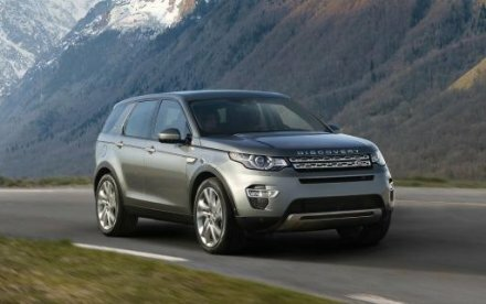 Land Rover Discovery Sport [Test]