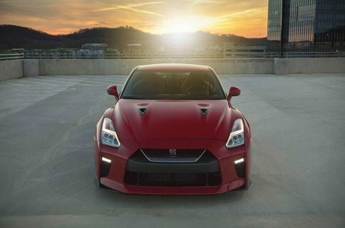 Nissan GT-R 2017 Track Edition