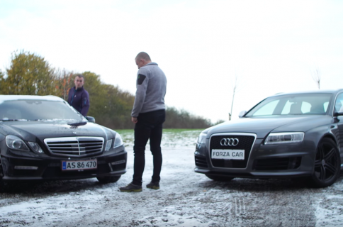 High on Cars: Mercedes E63 AMG eller Audi RS6?